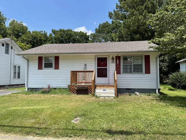 1316 Jones St, Dyersburg, TN 38024 (MLS #RTC2276290) :: The Milam Group at Fridrich & Clark Realty