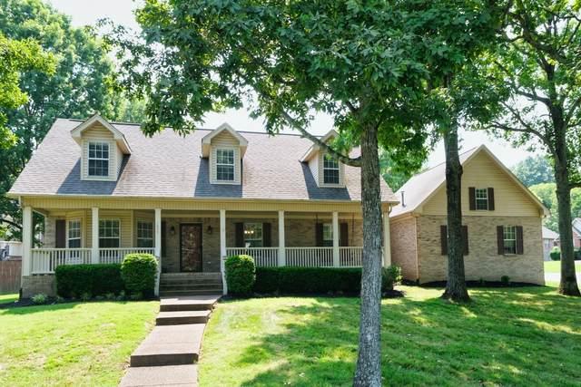 1039 Singing Springs Rd, Mount Juliet, TN 37122 (MLS #RTC2276305) :: Team George Weeks Real Estate