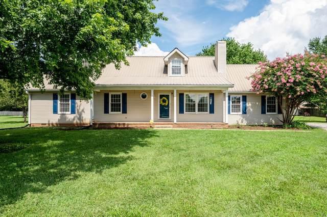 1308 Wilton Ct, Murfreesboro, TN 37129 (MLS #RTC2276312) :: Team George Weeks Real Estate