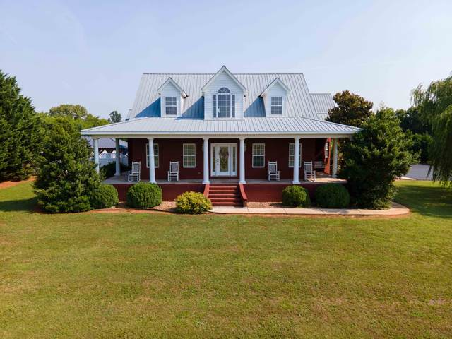 2233 Georgia Crossing Rd, Winchester, TN 37398 (MLS #RTC2276337) :: RE/MAX Homes and Estates, Lipman Group