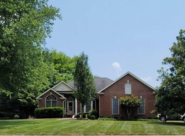 2568 Hedgerow Ln, Clarksville, TN 37043 (MLS #RTC2276347) :: RE/MAX Fine Homes