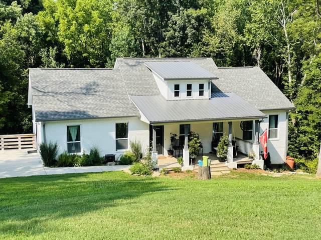 805 Oak Knoll Cir, Mount Juliet, TN 37122 (MLS #RTC2276375) :: Nashville on the Move