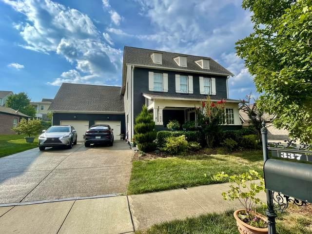 337 Finnhorse Ln, Franklin, TN 37064 (MLS #RTC2276389) :: Fridrich & Clark Realty, LLC