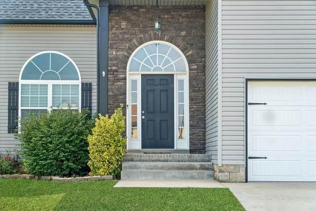 2322 Button Dr, Clarksville, TN 37040 (MLS #RTC2276419) :: Village Real Estate