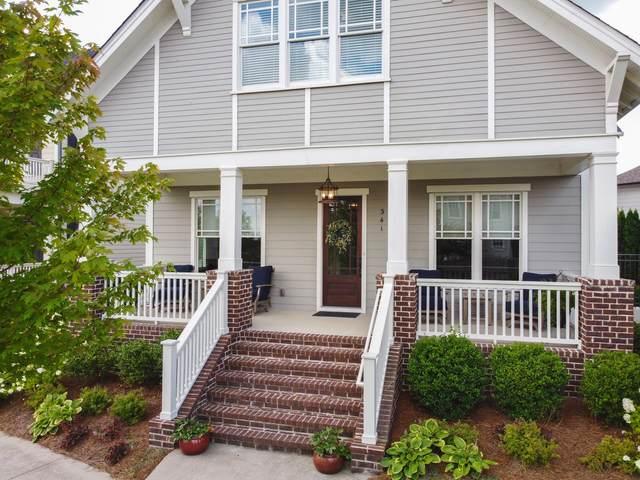 341 Henry Russell St, Franklin, TN 37064 (MLS #RTC2276421) :: Team George Weeks Real Estate