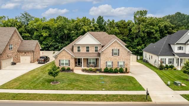 245 Mcclaran Pl, Murfreesboro, TN 37129 (MLS #RTC2276428) :: Team George Weeks Real Estate