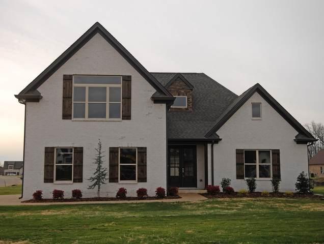 814 Ridgestone Place, Lebanon, TN 37087 (MLS #RTC2276432) :: Team George Weeks Real Estate