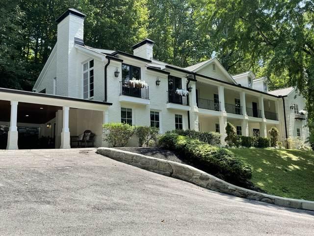 1101 Chateau Ln, Nashville, TN 37215 (MLS #RTC2276466) :: The Miles Team   Compass Tennesee, LLC