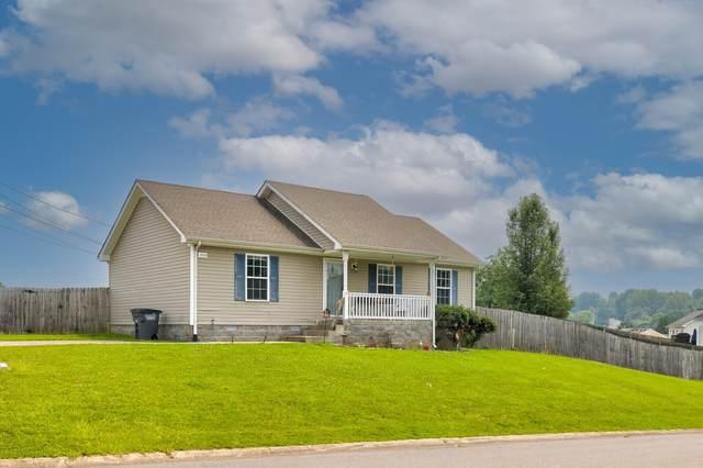 1018 Winesap Rd, Clarksville, TN 37040 (MLS #RTC2276479) :: FYKES Realty Group