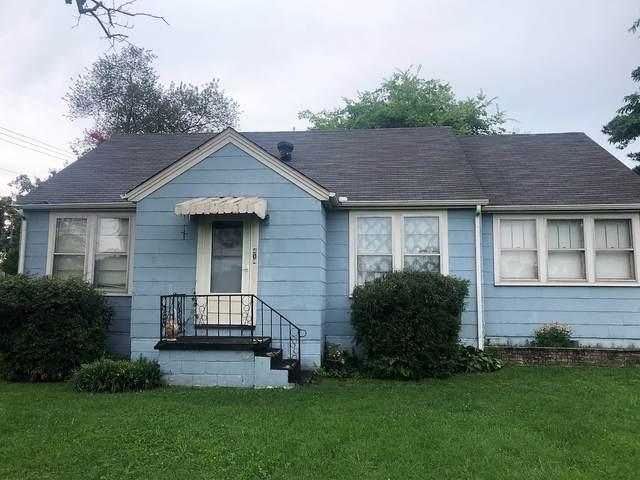 414 Campbell Ave, Tullahoma, TN 37388 (MLS #RTC2276498) :: Oak Street Group