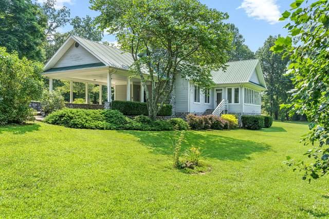 6460 Highway 48 N, Cumberland Furnace, TN 37051 (MLS #RTC2276532) :: Fridrich & Clark Realty, LLC