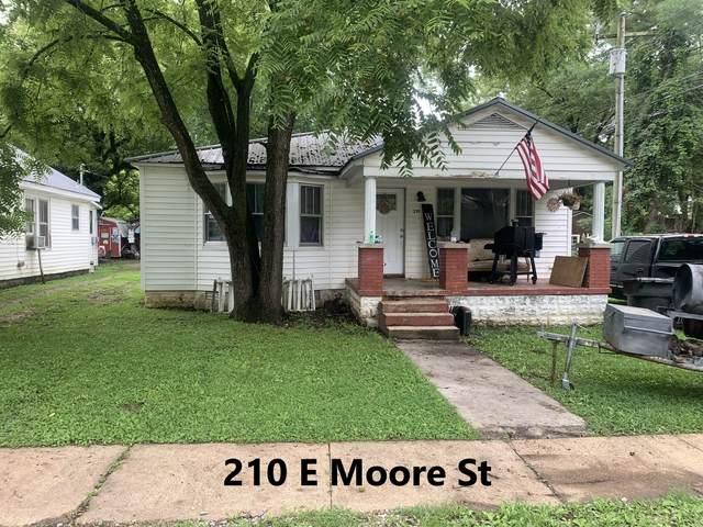 212 E Moore St, Tullahoma, TN 37388 (MLS #RTC2276544) :: Oak Street Group