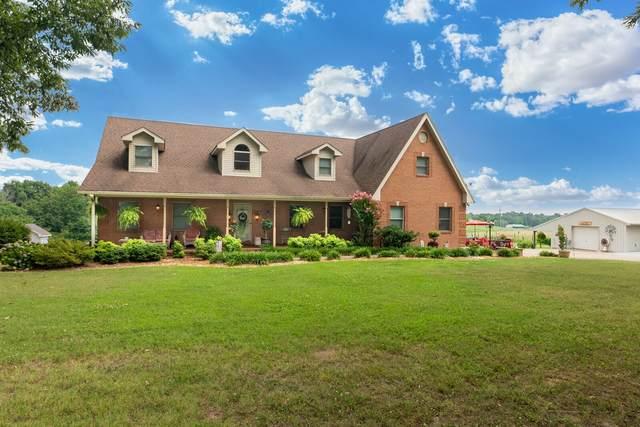 2566 Old Washington Road, Cedar Hill, TN 37032 (MLS #RTC2276565) :: Nashville on the Move