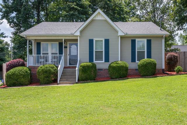104 White Oak Dr, Dickson, TN 37055 (MLS #RTC2276583) :: Fridrich & Clark Realty, LLC