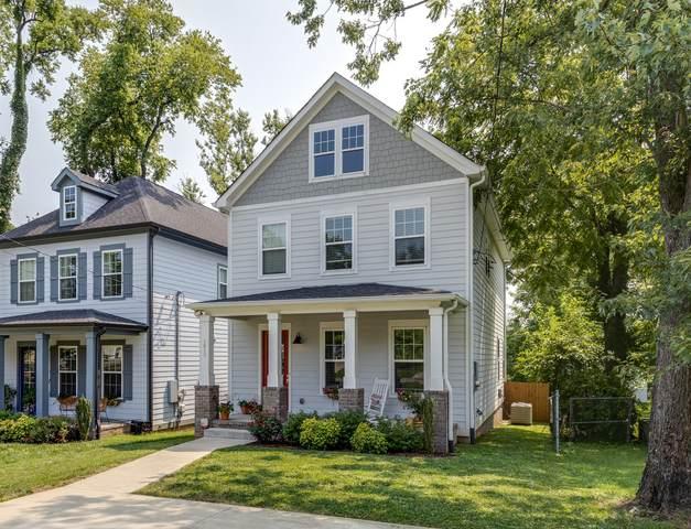 1813 Sherwood Ln, Nashville, TN 37216 (MLS #RTC2276604) :: Village Real Estate