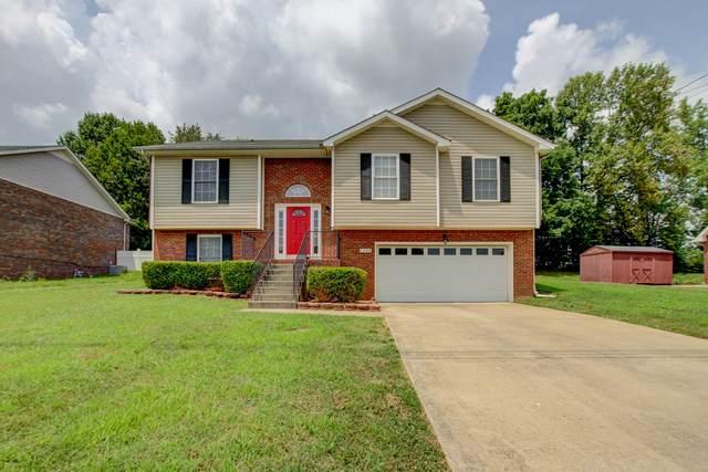 1344 Bluebonnet Dr, Clarksville, TN 37042 (MLS #RTC2276606) :: Kimberly Harris Homes