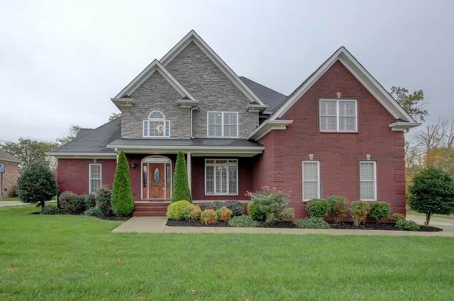 2445 Settlers Trce, Clarksville, TN 37043 (MLS #RTC2276609) :: RE/MAX Fine Homes