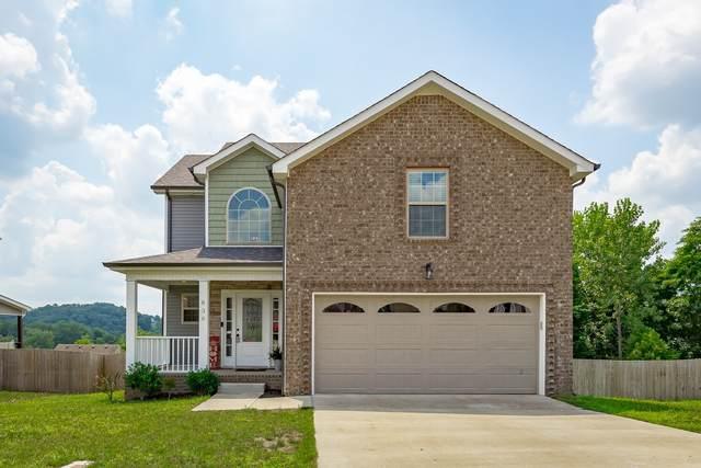 836 Crestone Ln, Clarksville, TN 37042 (MLS #RTC2276641) :: Platinum Realty Partners, LLC