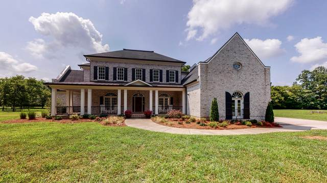 5112 Heron Hill Ln, Thompsons Station, TN 37179 (MLS #RTC2276690) :: Exit Realty Music City
