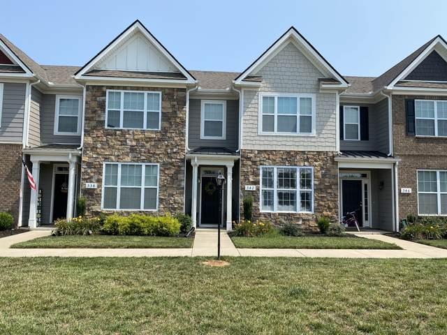 342 Manor Row, Pleasant View, TN 37146 (MLS #RTC2276727) :: RE/MAX 1st Choice