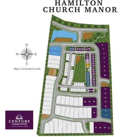 821 Coronation Dr (Lot 125), Antioch, TN 37013 (MLS #RTC2276755) :: RE/MAX 1st Choice
