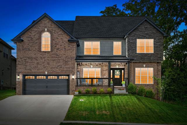 1020 Harrison Way, Clarksville, TN 37042 (MLS #RTC2276787) :: RE/MAX 1st Choice