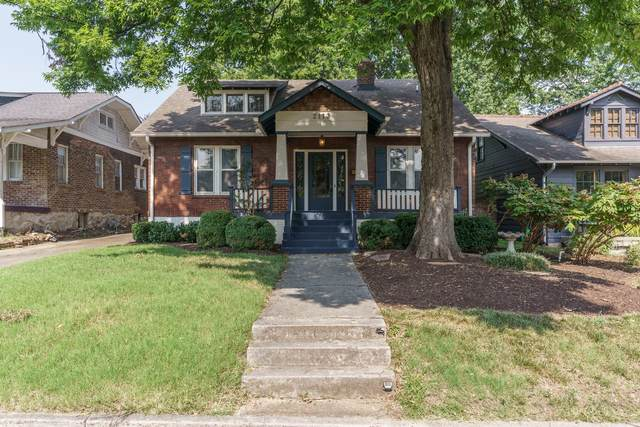 2113 18th Ave S, Nashville, TN 37212 (MLS #RTC2276821) :: Maples Realty and Auction Co.
