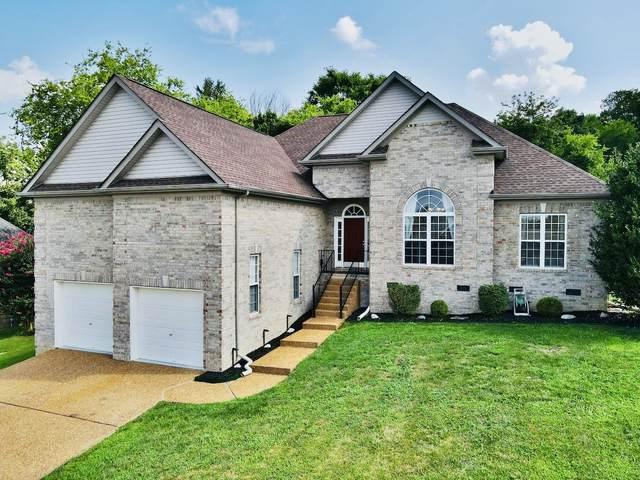 1602 Allendale Dr, Nolensville, TN 37135 (MLS #RTC2276829) :: Village Real Estate