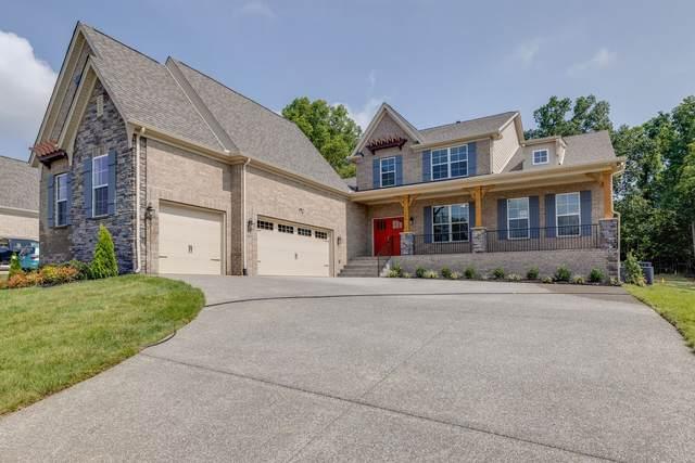 1264 Craigleigh Dr, Nolensville, TN 37135 (MLS #RTC2276844) :: Village Real Estate