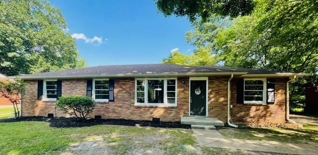2517 Timberwood Dr, Clarksville, TN 37040 (MLS #RTC2276862) :: Village Real Estate