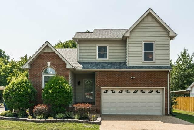 319 Dorr Dr, Goodlettsville, TN 37072 (MLS #RTC2276868) :: Village Real Estate