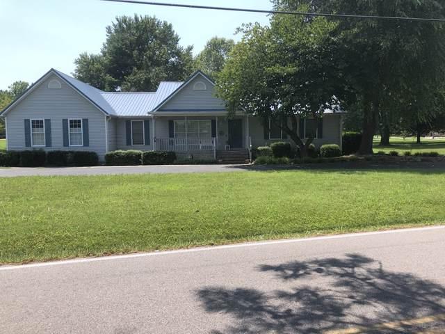 1337 Carter Blake Rd, Tullahoma, TN 37388 (MLS #RTC2276870) :: Nashville on the Move
