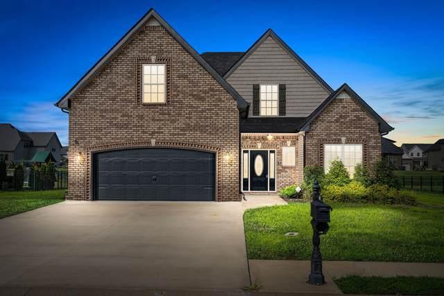 1209 Fallon Dr, Clarksville, TN 37043 (MLS #RTC2276871) :: Village Real Estate