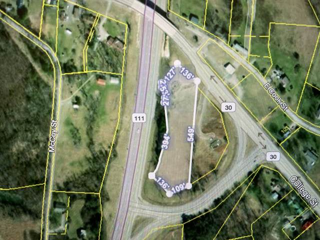 0 Hwy 30, Spencer, TN 38585 (MLS #RTC2276895) :: Berkshire Hathaway HomeServices Woodmont Realty