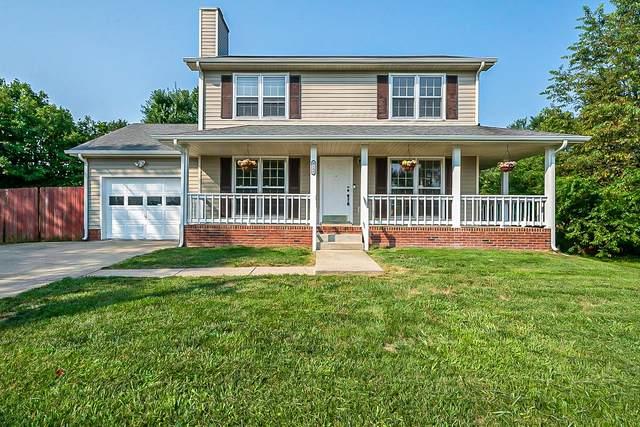 1242 Archwood Dr, Clarksville, TN 37042 (MLS #RTC2276956) :: Village Real Estate