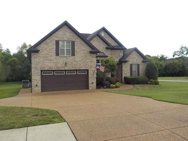 431 Quarry Rd, Gallatin, TN 37066 (MLS #RTC2277046) :: The Milam Group at Fridrich & Clark Realty