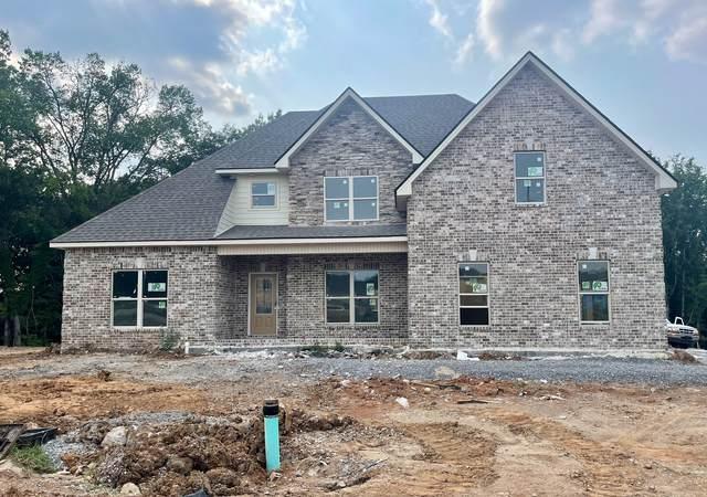 1239 Emmie Reece Drive, Smyrna, TN 37167 (MLS #RTC2277124) :: Team George Weeks Real Estate