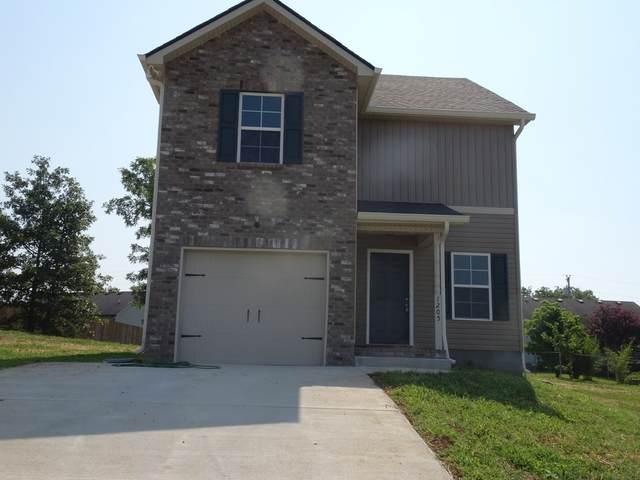 1205 Merritt Hill Trl, Smyrna, TN 37167 (MLS #RTC2277154) :: Team George Weeks Real Estate