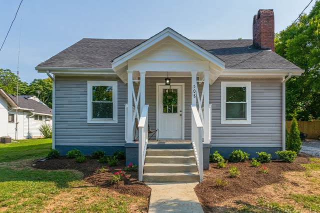 508 Sandusky St, Shelbyville, TN 37160 (MLS #RTC2277155) :: Village Real Estate
