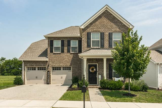 127 Telavera Dr, White House, TN 37188 (MLS #RTC2277187) :: Trevor W. Mitchell Real Estate