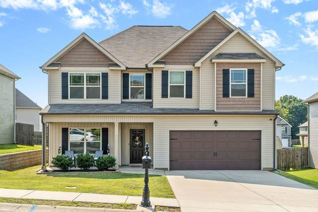 3408 Oconnor Ln, Clarksville, TN 37042 (MLS #RTC2277208) :: The Milam Group at Fridrich & Clark Realty