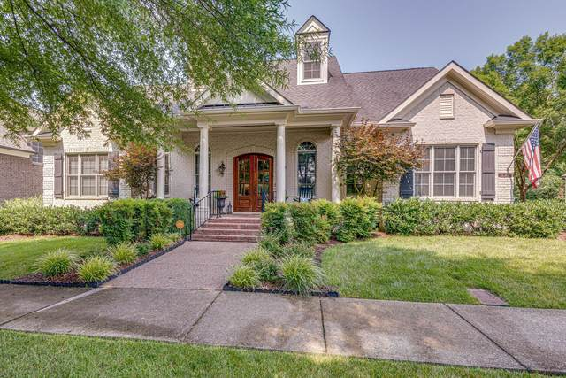 625 Band Dr, Franklin, TN 37064 (MLS #RTC2277225) :: FYKES Realty Group