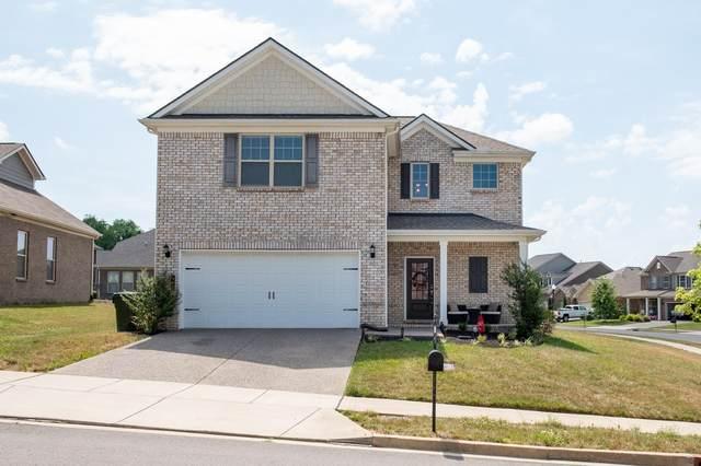 392 Blackthorn Ln, Gallatin, TN 37066 (MLS #RTC2277253) :: Village Real Estate