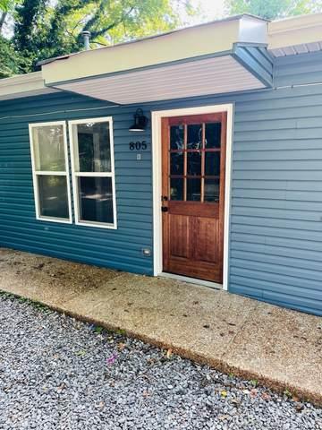 805 N 12th St B, Nashville, TN 37206 (MLS #RTC2277288) :: Village Real Estate