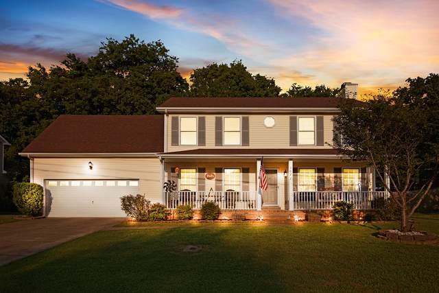 1011 Sugarcane Way, Clarksville, TN 37040 (MLS #RTC2277291) :: Village Real Estate