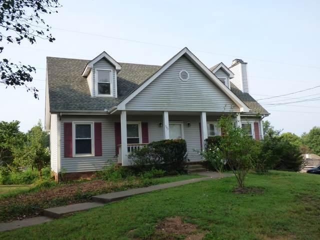 357 Grassland Dr, Clarksville, TN 37043 (MLS #RTC2277301) :: Hannah Price Team