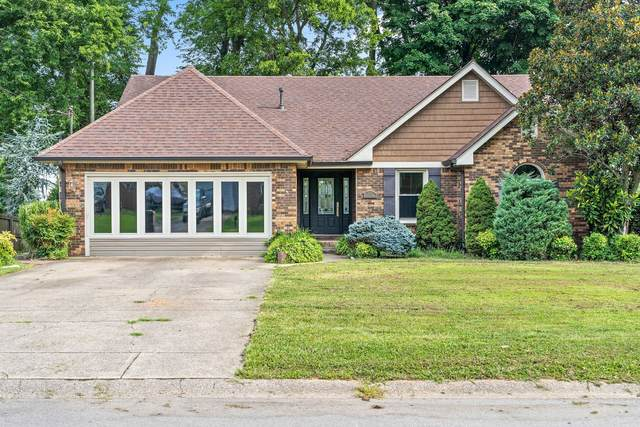 1217 Cobblestone Ln, Clarksville, TN 37042 (MLS #RTC2277303) :: Village Real Estate