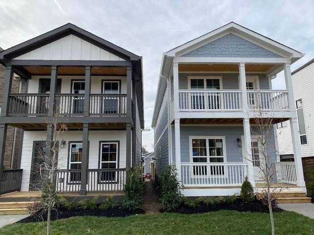 1609 9th Ave N A&B, Nashville, TN 37208 (MLS #RTC2277311) :: Cory Real Estate Services