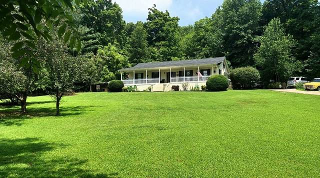 2207 Lee Rd, Spring Hill, TN 37174 (MLS #RTC2277346) :: Nashville on the Move