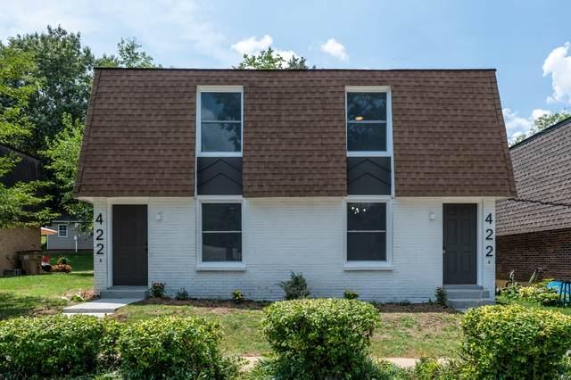 422 E Palestine Ave A, Madison, TN 37115 (MLS #RTC2277359) :: Team Wilson Real Estate Partners